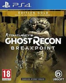 Jeu Ghost Recon: Breakpoint